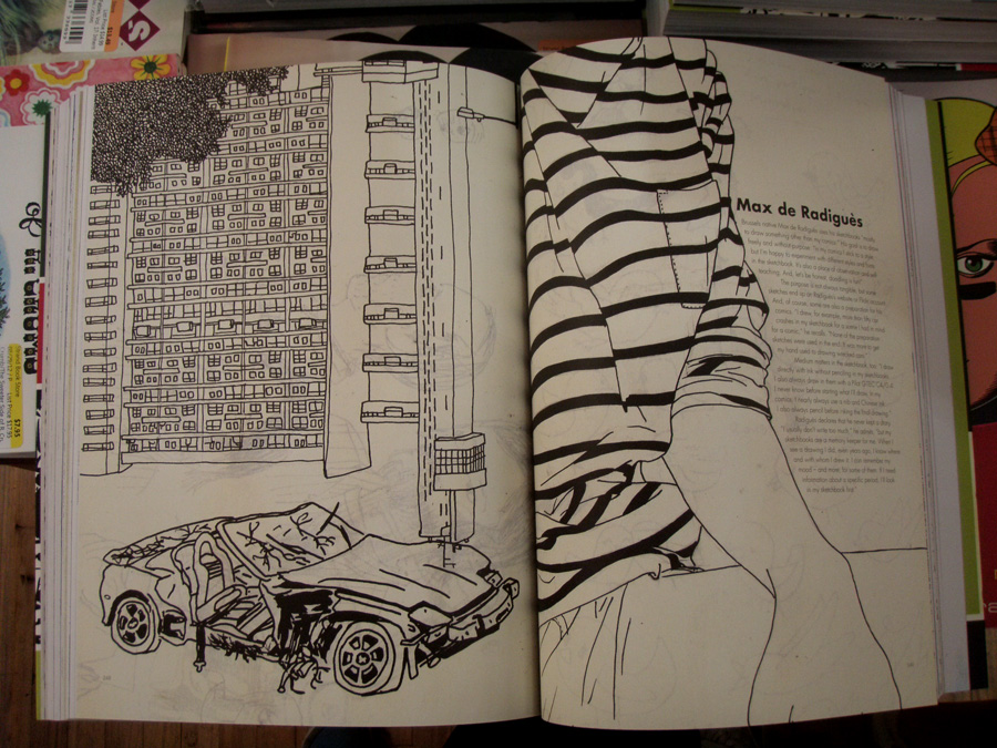 Comics Sketchbooks img3