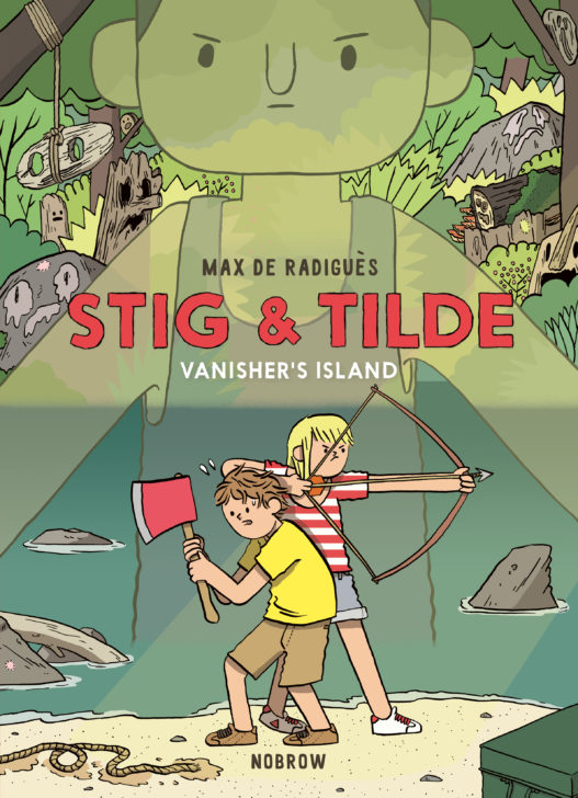 Stig & Tilde 1 (UK - USA) img1